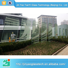 new product laminated glass door