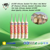Glass And Metal GP Chemical Stainless Steel Hot Sale Good Quality G1200 Silicone Sealant