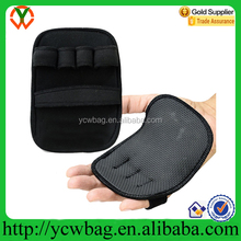 Power Lifting Grip Weight Lifting Pads Fitness Training Neoprene Gym Gloves Workout