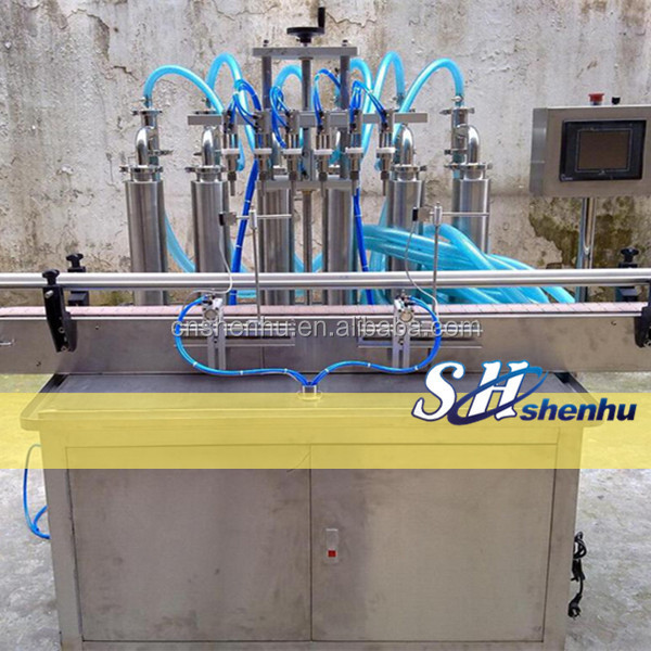 Small Capacity Water Filling Machine For Water Drink