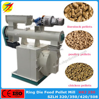 High quality fish feed processing machine with factory price