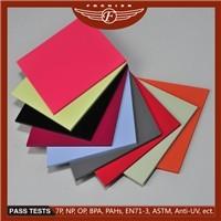 PVC Material black pvc sheet