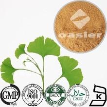 Direct manufacturer supply Natural ginkgo biloba extract price