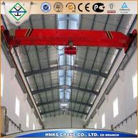5 ton workshop overhead travelling crane for sale