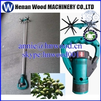 Wood Machinery Electric olive harvester machine