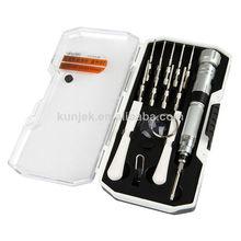 pc 15 teléfono celular repair tool kit