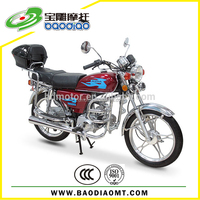Top Quality Moped New Cheap Motorcycle 110cc Engine Motorcycle Wholesale Manufacture Supply Directly EEC EPA DOT