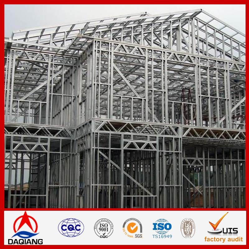 Prefabricated steel roof trusses prices buy for Price on roof trusses