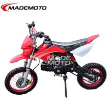 China Made Mini 110cc dirt bike for sale cheap with 4 Stroke Air Cooled Engine