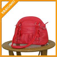 new design pu lady dslr camera bag