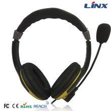 Super bass radiation air tube headset