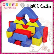 Pure handmake amazing kids soft foam play bricks for sale CZ.D1193