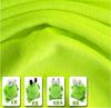 Fluorescent fabric polar fleece fabric shiny polyester fabric for toy