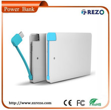 2000mAh 4 in 1 Multi-function Power Bank with MP3/FM Radio/TF Card Reader/Hand Warmer Functions for All Smart Phones