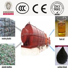 rottami di plastica rigenerare macchina di riciclaggio con hih resa in olio