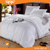five star hotel home or hotel quilt 90% duck down duvet