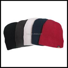 Cheap and Promotional Bulk Order Wholesale One Dollar Ski Hats Knitting Pattern
