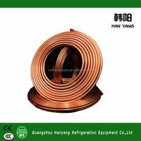 hot sell wholesale copper tubing , best selling thin wall copper tube , high quality good quality air conditioner copper tube
