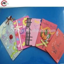 Tarjetas de felicitación de boda impresión