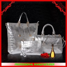 three piece suit lash package Multifunction PU handbag