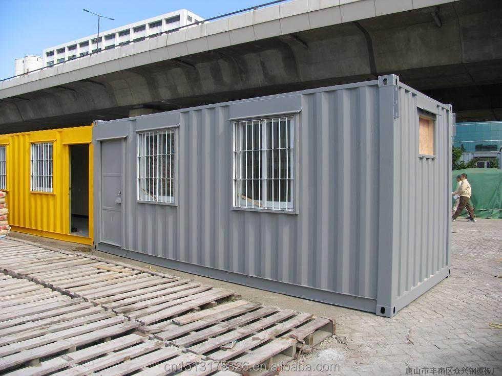 Prefab shipping 40 feet container house buy container for Buy shipping container homes