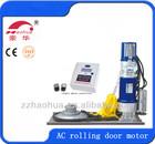 Energia- economia elétrico rolling door motor/operadores de porta automática 600kg