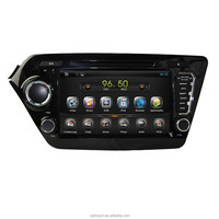android 4.4.4 for KIA K2 / RIO car gps navigation system audio/mp3