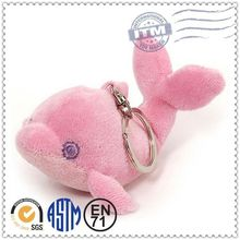 Cute style Lower cost super keychain soft toys