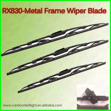 Universal Flame Wiper Blade 0.12mm Thickness Iron,Wiper Blade with Graphite,Bosch Car Windscreen Wiper