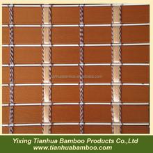 plastic bamboo blind