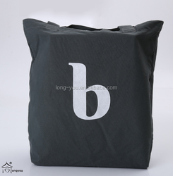 2015 shopping tote bag with logo/shopping bag handle/canvas shopping bags