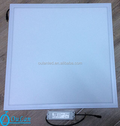 LED panel light white frame offer , led panel light in ceiling mounted , hanging installation