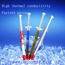Adhesive 1g Sealant 2014 Hot selled heatsink thermal conductive silicone grease