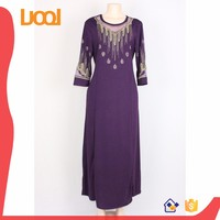 lucency neck dresses fast shipping sample provided free purple maxi dresses for ladies