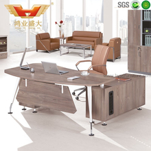 Wooden office computer table HY-BH2013