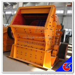 New Condition and Engineers available to service machinery overseas After-sales Service Provided Impact Stone Crusher Machine