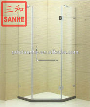 Diamond Glass Shower Screen Shower Room Y2263
