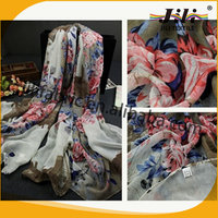 classic voile long scarf,wear voile shawls all seasons,80*80*80*56.60gsm 43/44''