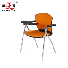 writing tablet chairs conference chair tablet arm chair
