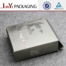 Popular high quality custom printed 300 gsm paper box packaging