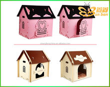 Acrylic pet cage Factory Wholesale simple and comfortable pet cage