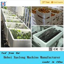EPS fast food box making machine; eps packing machine, eps shape molding machine