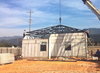 Light prefabricated galvanized steel frame villa199