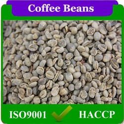 Delicious Chinese Natural Slimming Green Coffee Beans,Common Cultivation Type and Coffee Bean Type Online