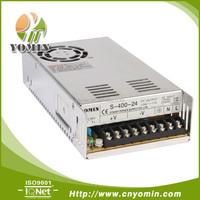 AC DC 400W 5V 12V 15V 24V 36V 48V single output switching power supply (S-400)