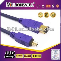 usb to firewire ieee-1394 4-pin cable