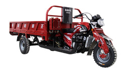 Loncin 2.8m big cargo box 3000kg 175cc /200cc /210cc heavy load adult cargo tricycle/three wheel motorcycle