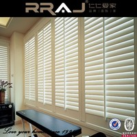 various types wood blinds shutter for windows