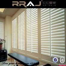various types wood blinds shutter for windows