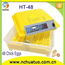 Hot!!!!! mini incubators machine incubator eggs chicken HT-48 Christmas promotion